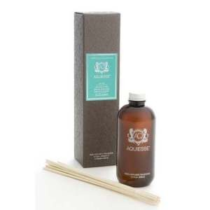 Aquiesse Blue Agave Diffuser Refill and Reeds