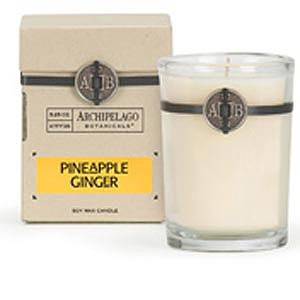 Archipelago Candle-Pineapple Ginger