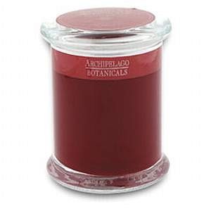 Archipelago Glass Jar Candle-Paramour