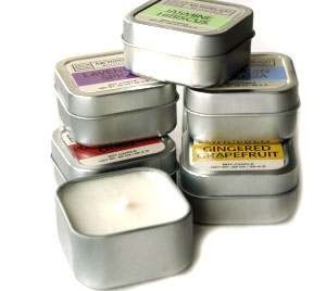 Archipelago Candles Pomegranate Citrus Travel Tin