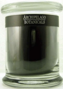 Archipelago Glass Jar Candle-Stonehenge
