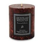 Archipelago Excursion 2.75 x 3.25pillar candle-Havana