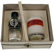 Archipelago Botanicals Pomegranate Citrus Gift Set
