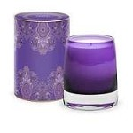 Archipelago Copal Santal Cased Glass Candle