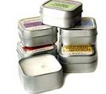 Archipelago Candles Gingered Grapefruit Travel Tin