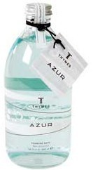 Thymes Azur Liquid Foaming Bath
