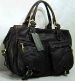Francesco Biasia Object of Desire leather handbag-kenia (non-Returnable)