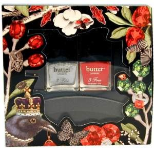 butter LONDON Lacquer Nail Candy Duo Gift Pack