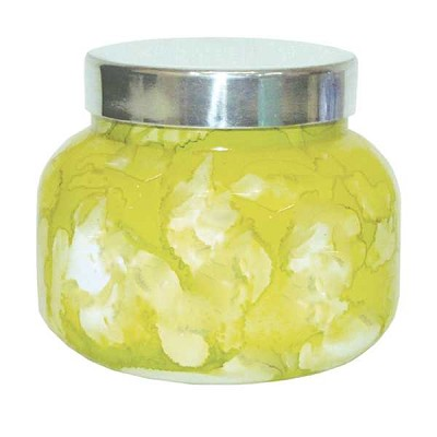 Capri Blue Aloha Orchid No 3 Watercolor Jar Candle