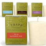 Free Trapp Votive with 4 reg. price 7 oz Trapp candles*