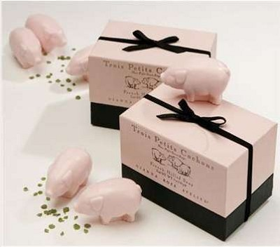 Three Little Pigs Soaps by Gianna Rose