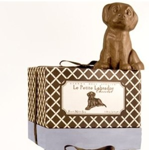Le Labrador Chocolat luxury soap by Gianna Rose Atelier