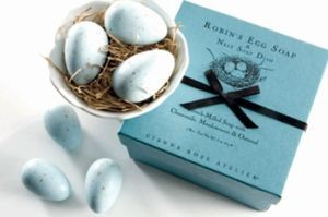 Robin's Egg luxury soap by Gianna Rose Atelier