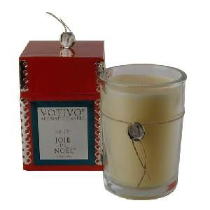Votivo Holiday Candle-Joie de Noel
