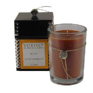 Votivo Holiday Candle-Gingersnap