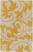 Jaipur Rugs Aloha in Golden Apricot-Antique White