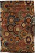 Jaipur Rugs Ringmaster in Brown