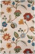 Jaipur Rugs Garden Party in Antique White