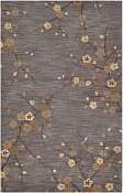Jaipur Rugs Cherry Blossom in Steel