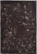Jaipur Rugs Cherry Blossom in Deep Charcoal