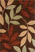 Jaipur Rugs Ivy League in Dark Brown