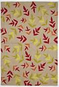 Jaipur Rugs Fern Around in Beige