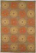 Jaipur Rugs Star Power in Cocoa Brown