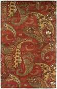 Jaipur Rugs Kipling in Soft Coral