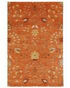 Jaipur Rugs Huxley in Orange Spice