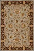 Jaipur Rugs Valence in Fog-Cocoa Brown