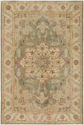 Jaipur Rugs Orleans in Blue Surf-Cloud White