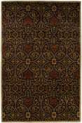 Jaipur Rugs Calais in Black Coffee