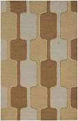 Jaipur Rugs Rio in Medium Gold