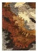 Jaipur Rugs Felicity in Leather Brown-Red Clay