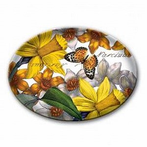 Michel Design Soap-Candy Dish-Narcissus