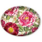 Michel Design Soap-Candy Dish-Damask