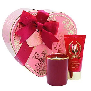 MOR Italian Blood Orange Heart Gift Tin Duet