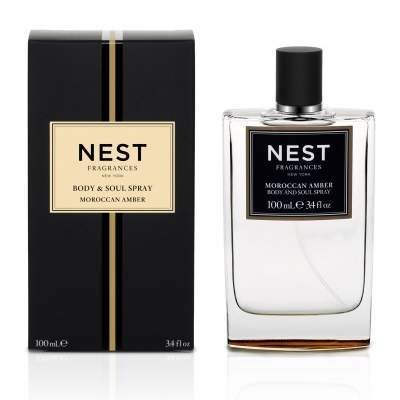 Nest Moroccan Amber Body & Soul Spray