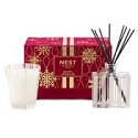 Nest Holiday Diffuser & Candle Gift Set