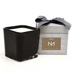 Niven Morgan Square Two Wick Candle Gold