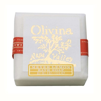 Olivina Meyer Lemon Soap Bar