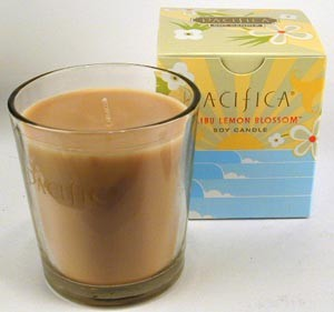 Pacifica Malibu Lemon Blossom 10.5oz Candle