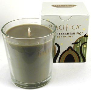 Pacifica Mediterranean Fig 10.5oz Candle