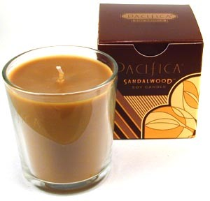 Pacifica Sandalwood 5.5oz Candle