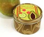 Pacifica Bali Lime Papaya Travel Candle