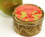 Pacifica Hawaiian Ruby Guava Travel Candle