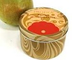 Pacifica Tuscan Blood Orange Travel Candle
