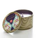 Pacifica Lotus Garden Travel Candle