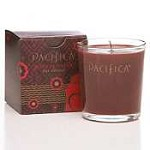 Pacifica Mexican Cocoa 5.5 Oz Soy Candle