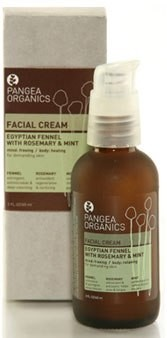 Pangea Organics Egyptian Fennel with Rosemary & Mint Facial Cream